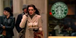 Even college graduate Andrea was getting paid in The Devil Wears Prada